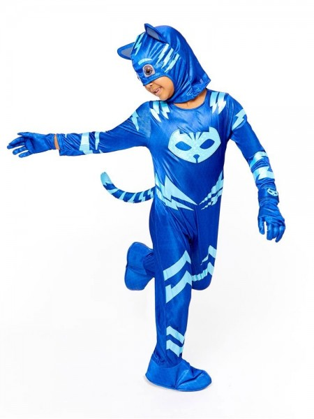 Costume PJ Masques Pyjamasques Deluxe