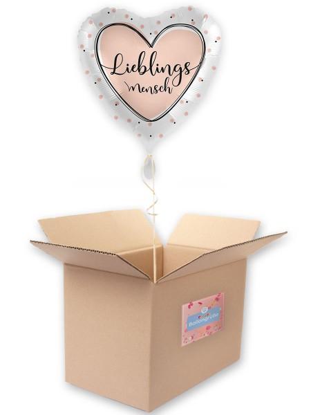 Lieblingsmensch Folienballon 45cm