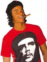 Revolutionär Guevara Perücke Mit Mütze