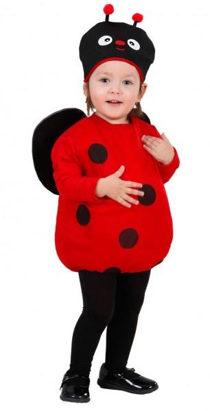 Mini Marienkäfer Kinderkostüm