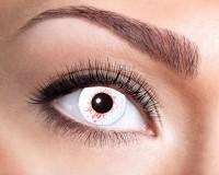 Blutbefleckte 3-Monats Kontaktlinse