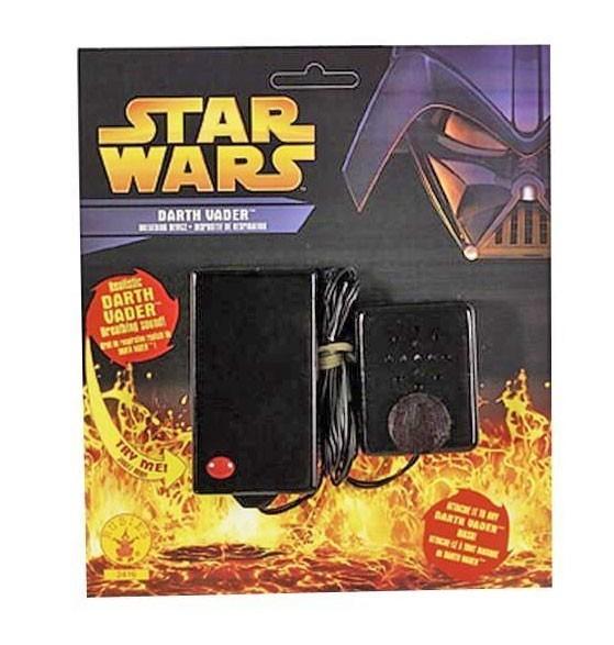 Darth Vader Sound Atemgerät