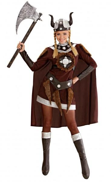 Costume de guerrier viking intrépide
