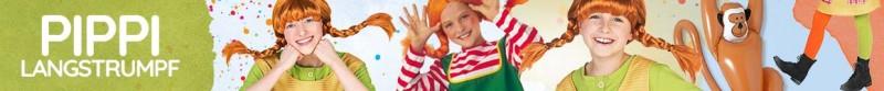 Pippi Langstrumpf Kostüme & Zubehör