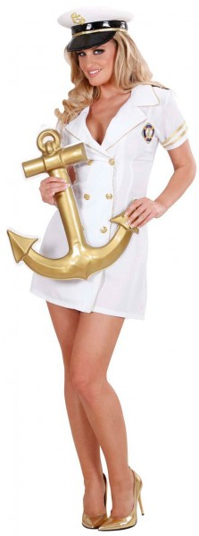 Captain women's costume