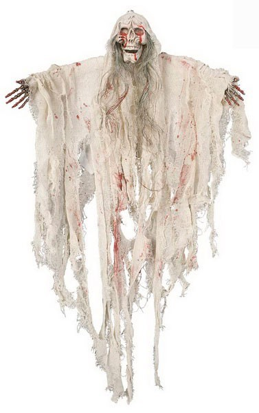 Bloody Hell Mörderischer Halloween Geist 90cm