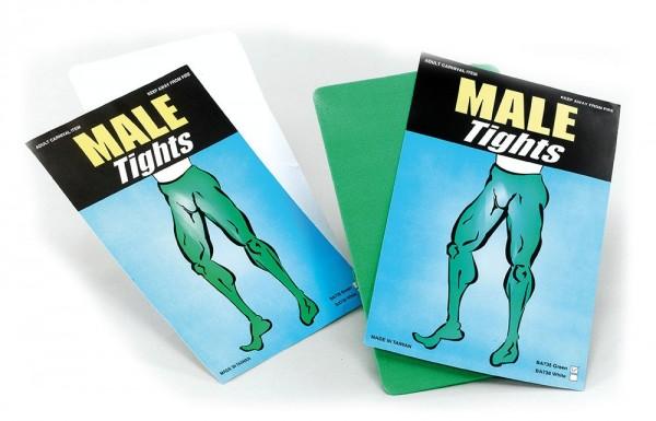 Collants pour hommes en 2 couleurs