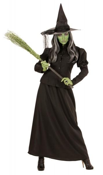 Costume de sorcière noble classique