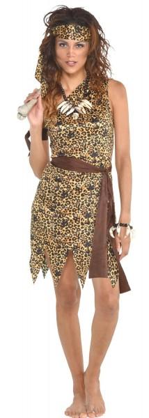 Stone Age Lady kostuum