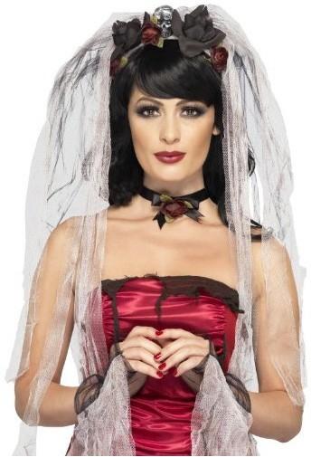 Mariée fantôme gothique