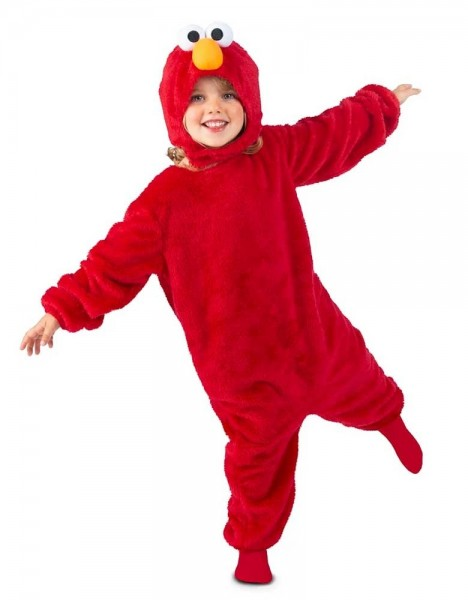 Elmo Plüschkostüm für Kinder
