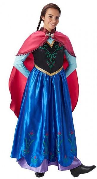 Anna Frozen kostuum voor dames