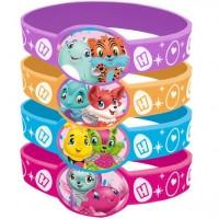 4 Hatchimals Armbänder