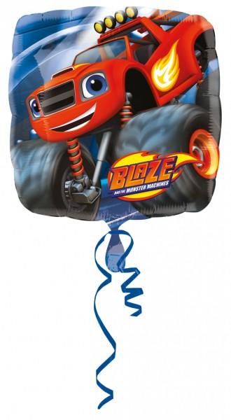 Eckiger Folienballon Blaze