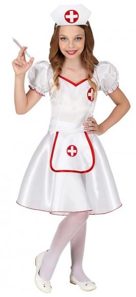 Krankenschwester Kate Kostüm für Kinder
