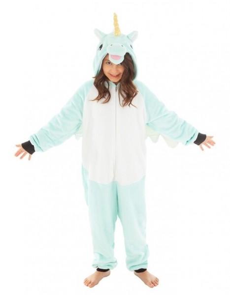 Einhorn Kostüm Pegasus für Kinder