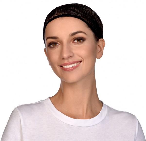 Black hairnet for wigs