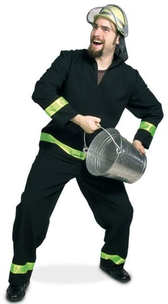 Lebensretter Feuerwehrmann Herrenkostüm