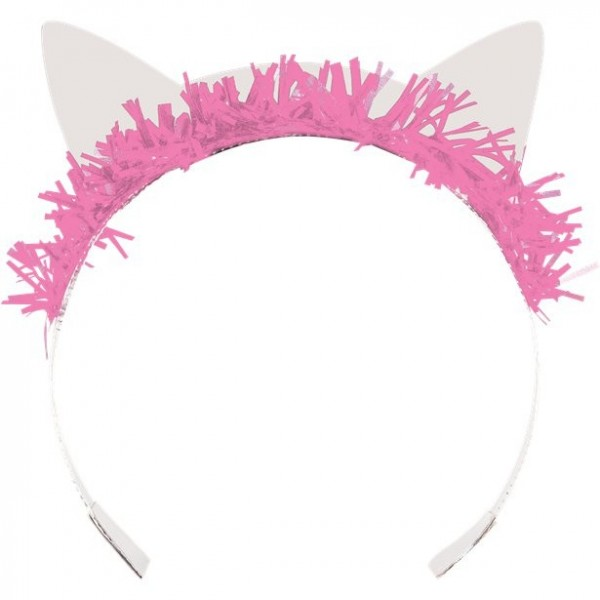 8 cute cats headbands
