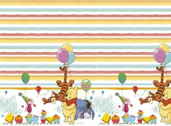Winnie Puuh Tischdecke Honey 1,8 x 1,2m