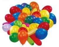 30 Bunte Luftballons Partyrave