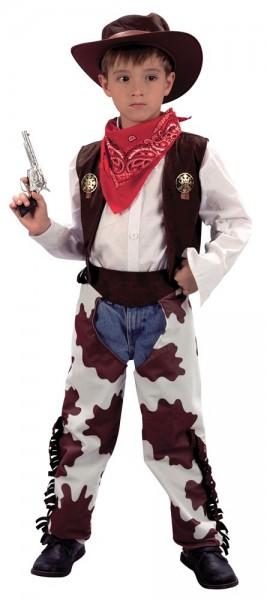Kostium kowboj Benji dla chłopca