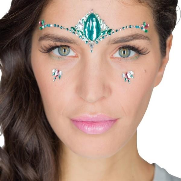 Kristall Bindi Esmeralda