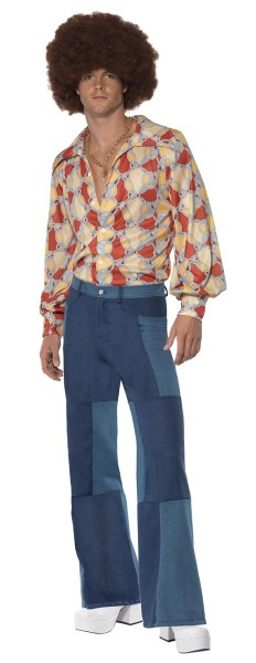 70s retro heren kostuum
