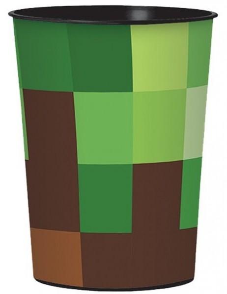 TNT Pixel Party Mug 455ml