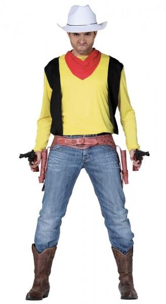 Camicia da uomo Luka da cowboy