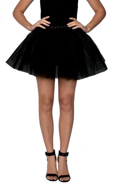 Tutú bailarina negra Elina