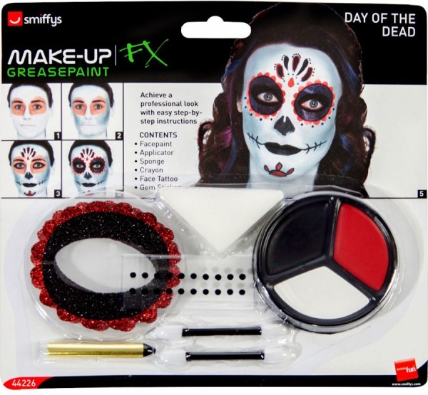 Set de maquillage Sugarskull