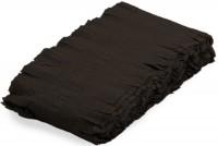 Drehgirlande Krepp Schwarz 6m