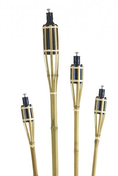 Midnight Fire Bambusfackel Natur 60cm
