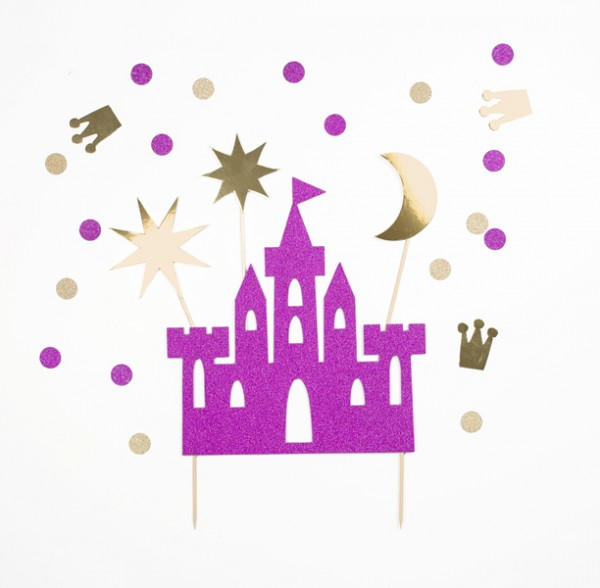 Princess Tale sprinkle decoration 4g