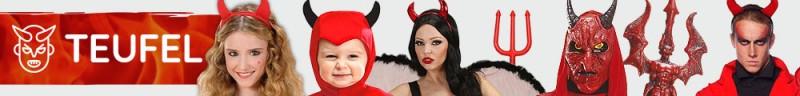 Teufel Kostüme & Zubehör