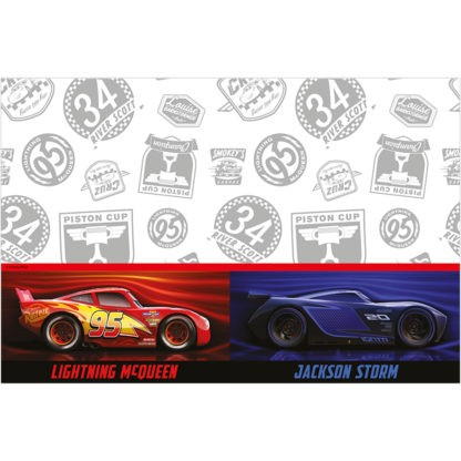 Cars The Legend of the Track Tischdecke 120x180cm
