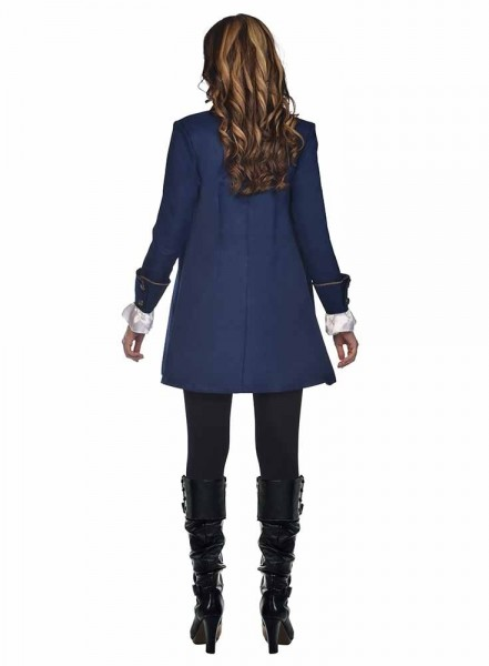 Deluxe Pirate Tailcoat for Women