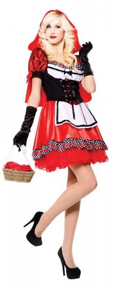 Rotkäppchen Silvia Märchen Kostüm