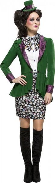 Hutmacher Dame Tinka Kostüm