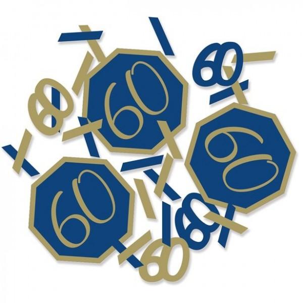 Luxurious 60th Birthday Streudeko 14g