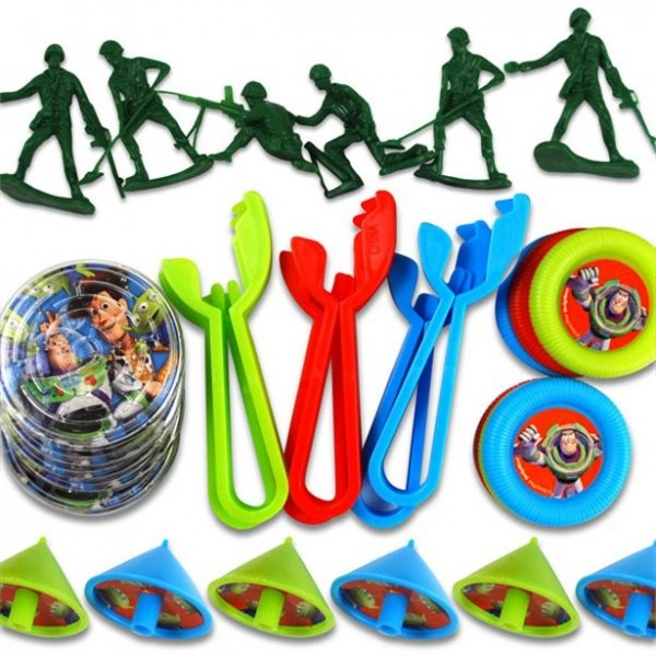 Toy Story Mitgebsel Set 24-teilig