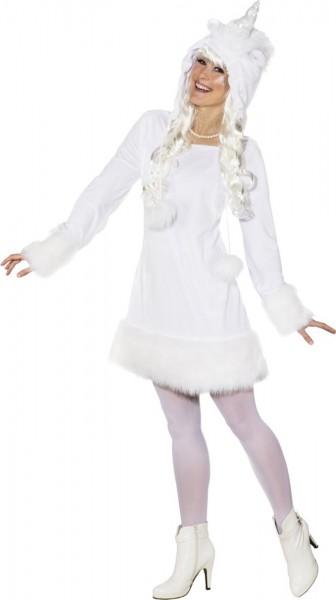 Damen Einhorn Kleid