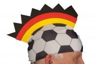 Deutschland Fan Irokesen Kappe