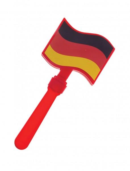 Morsetto per noisemaker della Germania