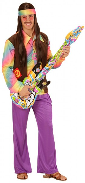 Inflatable guitar Groovy Baby