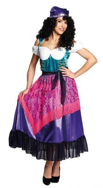 Esmeralda Hellseherin Kostüm