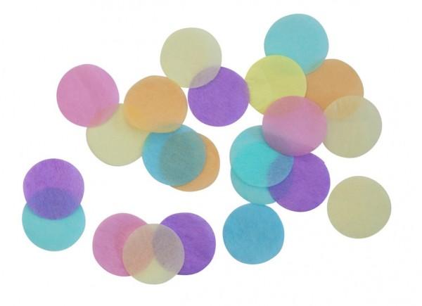Confeti Arcoíris Pastel Brillante 15g