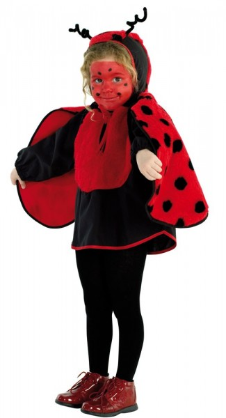 Lieveheersbeestje kostuum voor kinderen Flecki