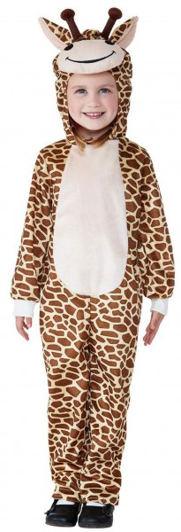 Cheeky giraffe costume for children